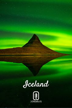 Iceland - Voegelin Fotografie - Re-Wilding Aurora Borealis, Iceland, Northern Lights, Nature, Travel, Photos, Northen Lights, Beautiful Places, Scenery