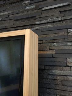 DIY $40 Wood TV Frame {works for TVs that tilt and rotate, too!} Modern Tv Cabinet, Frame Around Tv, Wall Mounted Tv Unit, Tv Unit Decor, Backyard Furniture, Wooden Furniture, Installing Hardwood Floors, Living Room Tv Unit Designs, Tv Display