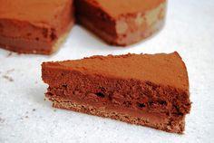 La meilleure recette de Trianon ou Royal au chocolat au Thermomix. Un patisserie à la fois croquante et fondante qui ravira n'importe quel gourmand !
