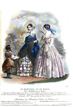 Le Moniteur de la mode - Google Books   1851