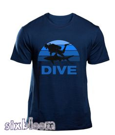 Real Men Wear Full Bodysuits Open Water SWEATSHIRT birthday gift scuba diver
