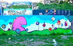 Off Tha Walls: Murals