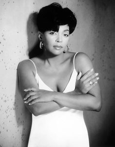 Anita Baker.................I Just love that woman Sultry Jazz Icon