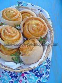What's for dessert?: Savory Breakfast  (original post in Croatian)