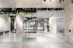 Ariostea GREENPAVILLION 014 by Marco Porpora Architect, Bologna   Italy trade fairs
