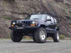 Project XJ - 2001 Jeep Cherokee | Quadratec