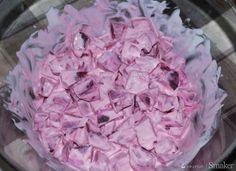 Czerwone buraczki w sosie jogurtowym Icing, Cabbage, Vegan, Vegetables, Drinks, Desserts, Recipes, Food, Drinking