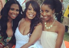 """""""Basketball Wives"""" star Jennifer Williams, """"The Soul Man"""" actress Niecy Nash and celebrity publicist Kita Williams are evidence that Black is beautiful."""