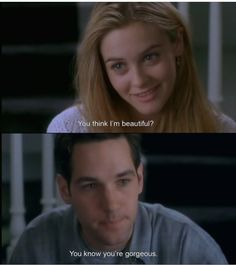 Alicia Silverstone & Paul Rudd - Clueless