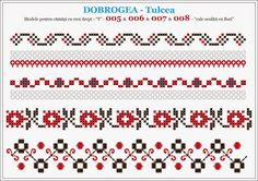 Cross Stitch Borders, Cross Stitch Designs, Cross Stitching, Cross Stitch Patterns, Folk Embroidery, Cross Stitch Embroidery, Embroidery Patterns, Loom Beading, Beading Patterns