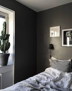CACTUS   bedroom   black