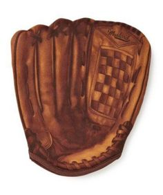 Mustard NG5322 Home Run Baseball Glove Style Single Oven Mitt