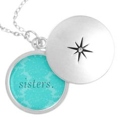 I would love to get one of these lockets for me and my sister