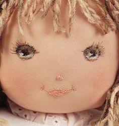 "Simple Rag Doll Patterns | ... | 18"" (46cm) Rag Doll & Clothes | Crafts/Dolls/Pets | Vogue Patterns"