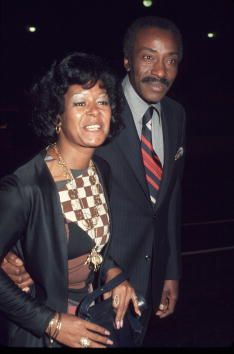 Actress Gail Fisher attends the Essence Magazine party May 16 1974 i n Hollywood CA Fisher plays the role of Peggy Fair in the TV show 'Mannix'