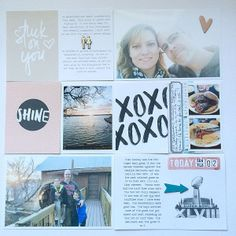 2014 Project life week 5 right by Kelleanne at @Studio_Calico