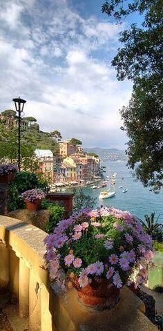 Travel Inspiration for Italy - Portofino, Liguria, Italy. UN GENEROSO Y BELLO LUGAR PARA VISITAR.