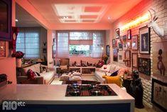 RIOetc | A casa da designer de interiores Ana Teresa Bello