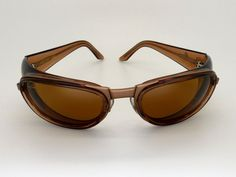 Vintage B&L Ray Ban W2662 Sidestreet Undercurrent Combo Wrap Sunglasses B-15 by VSOx on Etsy