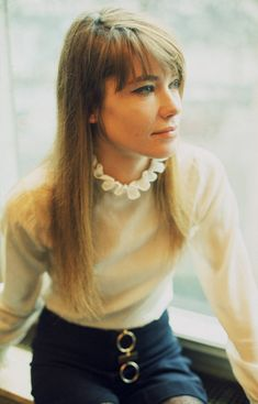 Françoise Hardy, 1960s.