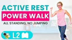 Grab your MINI BAND and let's get FIT and STRONG with total body cardio and toning. This Thorough Thursday workout is super efficient, effective and FUN. Walking Training, Walking Exercise, Walking Workouts, Race Training, Training Equipment, Marathon Training, 5 Day Workouts, Workout Videos, Beginner Workouts