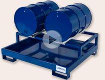 Drum Dispensing Pallet - Video