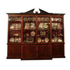 Shop cabinets and other antique and modern storage pieces from the world's best furniture dealers. Modern Cabinets, Breakfront Cabinet, Breakfront, Modern Storage, Cabinet, Shop Cabinets, Breakfront China Cabinet, Furniture, Classic Furniture