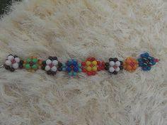 Náramok Bracelets, Jewelry, Bangle Bracelets, Jewellery Making, Jewerly, Jewelery, Jewels, Bracelet, Jewlery