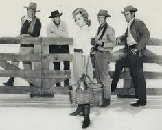 Earl Holliman Movies | THE SONS OF KATIE ELDER (1965) - John Wayne - Dean Martin - Martha ...