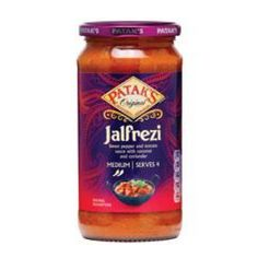 YUM! the best for quick jalfrezi chicken at home!