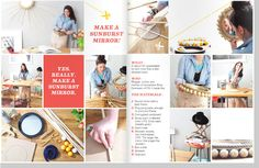 fun layout by Dallas designer/knitter Emma Robertson http://cargocollective.com/emma