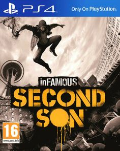 Infamous Second Son [Edizione: Francia / Gioco giocabile in italiano] Infamous Second Son Ps4, Infamous 2, Games For Playstation 4, Ps4 Games, Video Games Funny, Funny Games, Chaos Game, Video Game Decor, Last Of Us