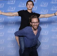 tom hiddleston tom holland - Twitter Search
