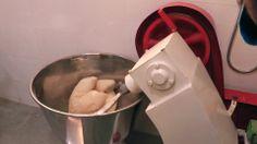 Chapatti dough making machine