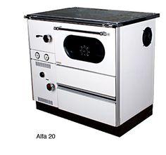 Alfa 20 är en kökspanna som kan användas till all slags matlagning.