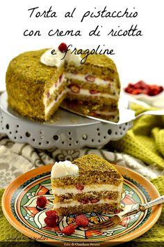 Era da tanto che avevo in mente questo dessert, ricordo di tante escursioni sull'Etna dove i dolci hanno un comune denominatore: il pistacchio di Bronte. Chi mi segue sa che amo molto il pistacchio…