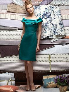 this comes in the Sage color I need for Robin's wedding! so cute! :)