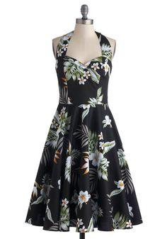 Sun-drenched Island Dress, #ModCloth