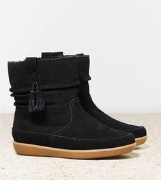 American Eagle AEO Slouchy Cozy Boot