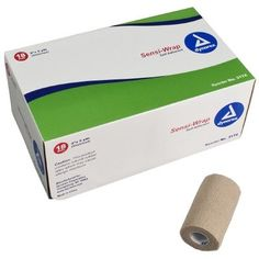 MCK31742000  Adhesive Bandage SensiWrap 4 Inch X 5 Yard ** Click on the image for additional details.