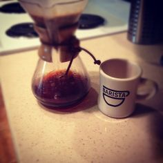 No place like home;) #provision #coffee