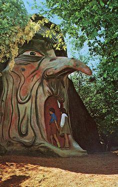 Enchanted Forest, Turner, Oregon
