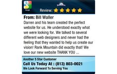 Darren and his team created the perfect website for us. He understood exactly what we were...