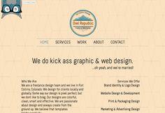 Owl Republic website & logo updated