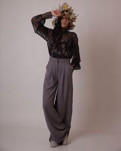 LILA Fashion | FW16 | Dahlia Top $140.00