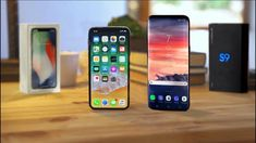 Samsung Galaxy vs iPhone X vs Note 9 vs OnePlus - Autonomia Bateriei LIVE Samsung Galaxy S 8, Samsung S9, Galaxy S8, Galaxy Note, Best Iphone Deals, Nouvel Iphone, Smartphone, Android, Video X