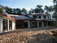 constructeur maison bois realisation maison ossature bois