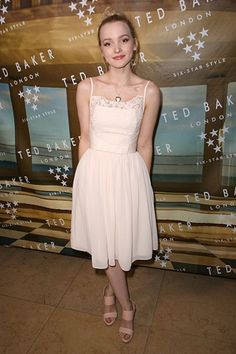 Dove Cameron Getty Ted Baker