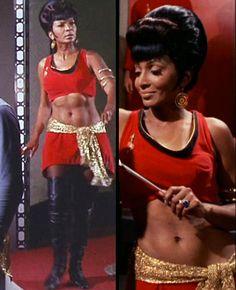 "Uhura from ""Mirror, Mirror"""