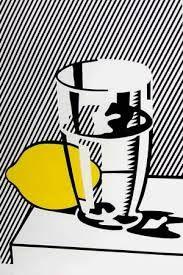 Roy Lichtenstein Still life